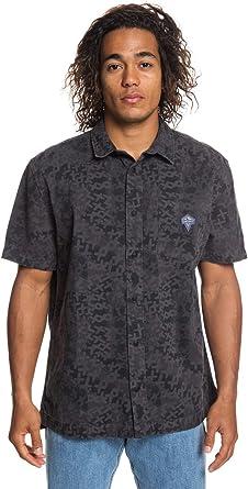 Quiksilver Originals - Camisa de Manga Corta para Hombre EQYWT03780: Amazon.es: Ropa y accesorios