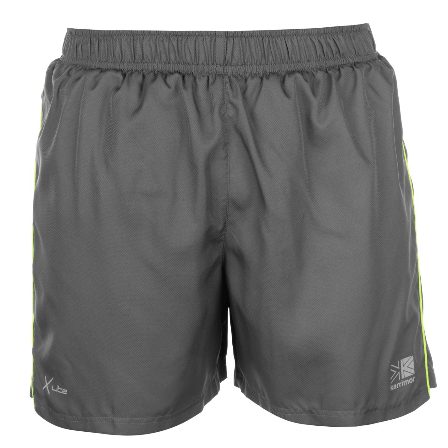 Karrimor Mens Xlite 5inch Running Shorts