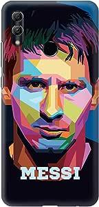 Stylizedd Huawei Honor 10 Lite Slim Snap Basic Case Cover Matte Finish - Poly Messi