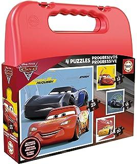 Cars Vehículo Mega Rayo Mcqueen 50cm, Coche de Juguete ...