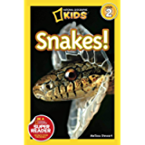 National Geographic Readers: Snakes
