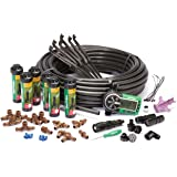 Rain Bird 32ETI Easy to Install In-Ground Automatic Sprinkler System Kit
