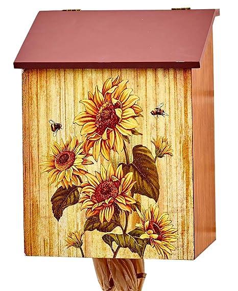 Amazon Vanda6549 Decorative Wall Wooden Plastic Bag Country
