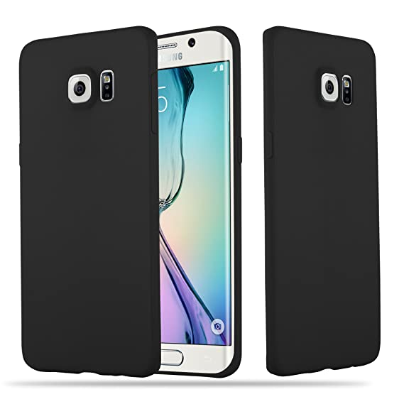 best loved 93495 8f073 Amazon.com: Cadorabo Case Works with Samsung Galaxy S6 Edge Plus in ...