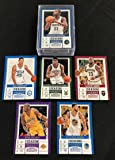 2017-18 Panini Contenders Draft Picks Complete Hand Collated Basketball Set of 50 Cards (Light Jerseys) Includes LeBron James, Simmons, Irving, Giannis Antetokounmpo, Kobe Bryant, Porzingis, Larry Bird, Magic Johnson, Westbrook, ShaquilleO'Neal, Steph Cur