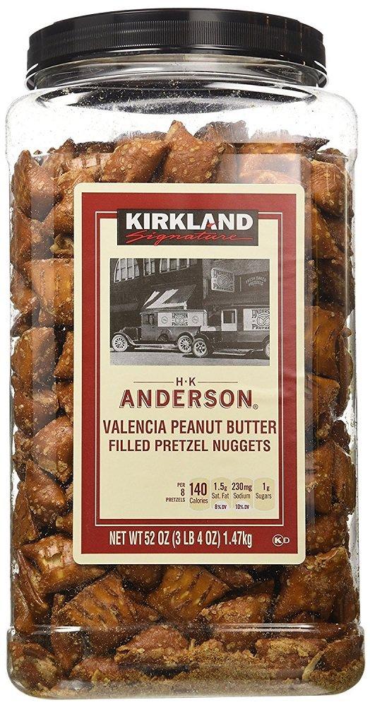 Kirkland Signature Peanut Butter Pretzel