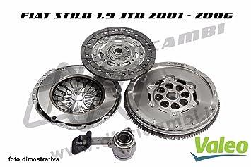 Kit Embrague Volante Almohadilla Valeo kv0008 - 836034 - 826354 - 804521: Amazon.es: Coche y moto