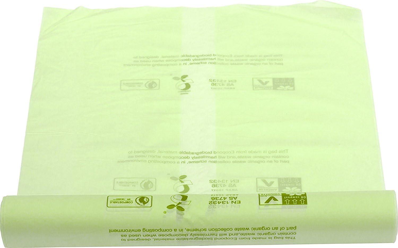 Bolsas de basura compostables Alina para alimentos y residuos ...