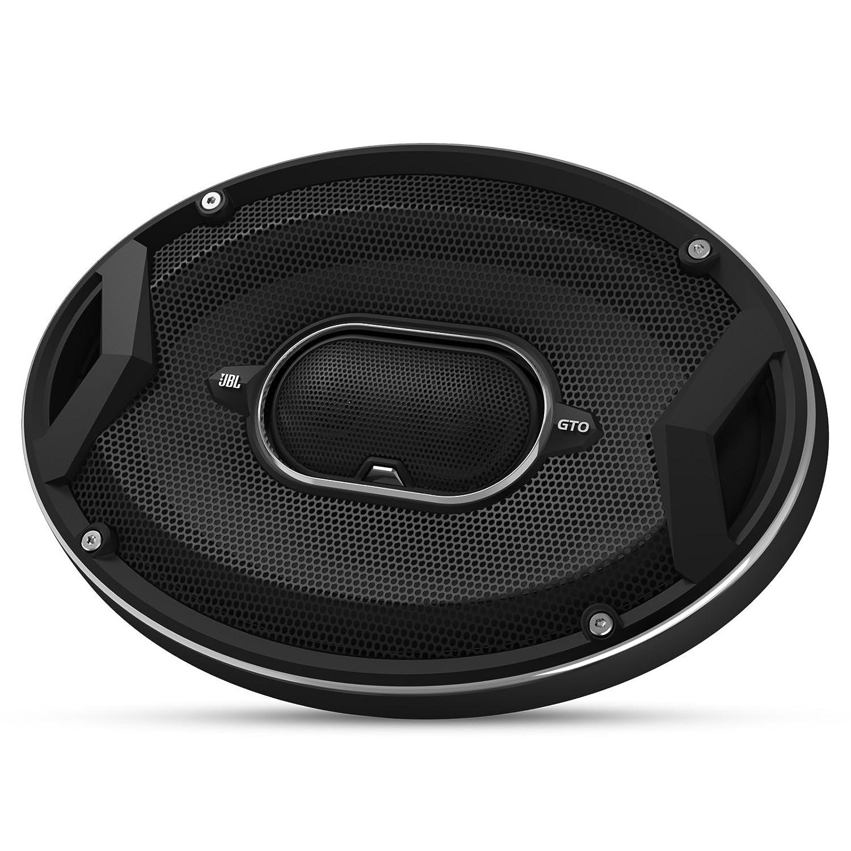 JBL Car GTO 939 3x9 Inch 300 Watts 3-Way In-Car Audio Speaker (Pair) - Noir high-quality
