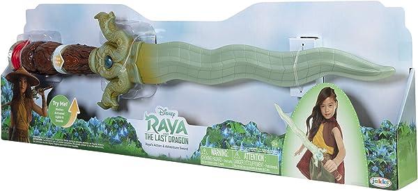 Disney Raya and the Last Dragon Raya's Action and Adventure Sword