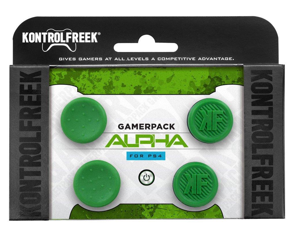 KontrolFreek GamerPack Alpha Thumb Grips for PlayStation 4..