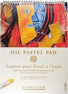 Sennelier Oil Pastel Pad - 6.5