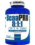 Bcaa PRO 8:1:1 integratore alimentare di aminoacidi ramificati in rapporto 8:1:1 200 compresse