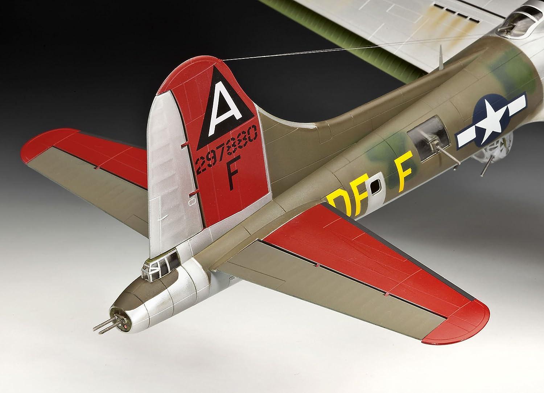 Multicolor Revell/_04283 Boeing B-17G Kit de Modelo