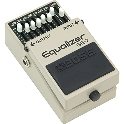 Boss GE-7 7-Band EQ Pedal