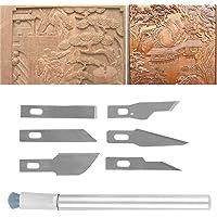 Gugutogo - Juego de cuchillos multifuncionales para manualidades