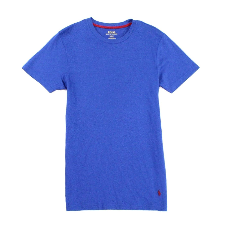6cf31ffaef Polo Ralph Lauren Men's Supreme Comfort Crew-Neck T-Shirt