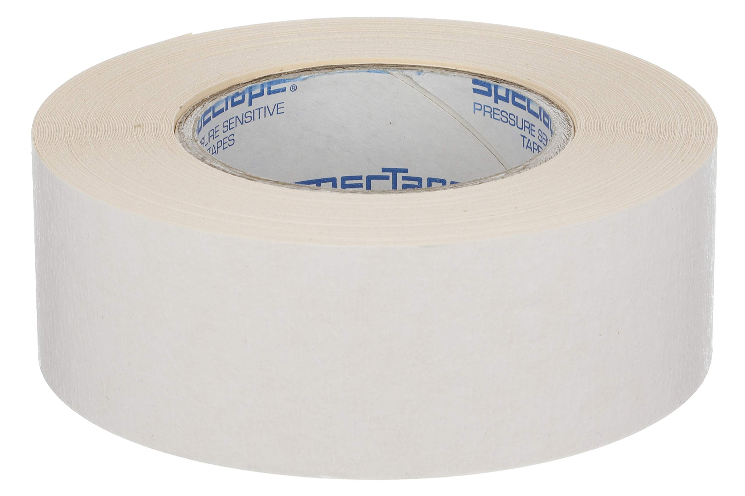 Spectape ST501 Double Sided Adhesive Tape, 36 yds Length x 2'' Width Paper