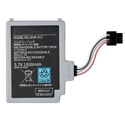 OSTENT Sostituzione batteria ricaricabile 3.7V 1500mAh per ...