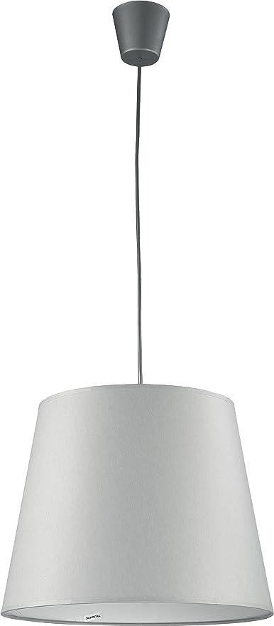 sencilla Lampe MAJA 2A198A280B - Lámpara de techo, metal/tela ...