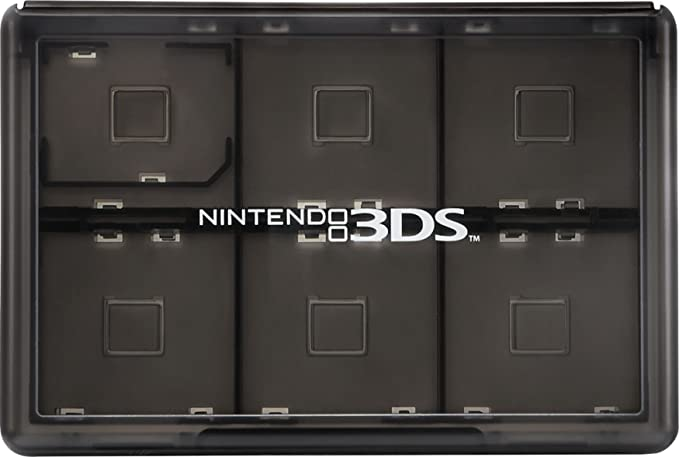 InsigniaTM - Funda de almacenamiento para Nintendo 3DS ...
