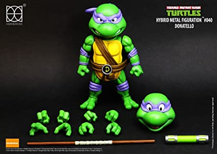 Teenage Mutant Ninja Turtles Hybrid Metal Action Figure ...