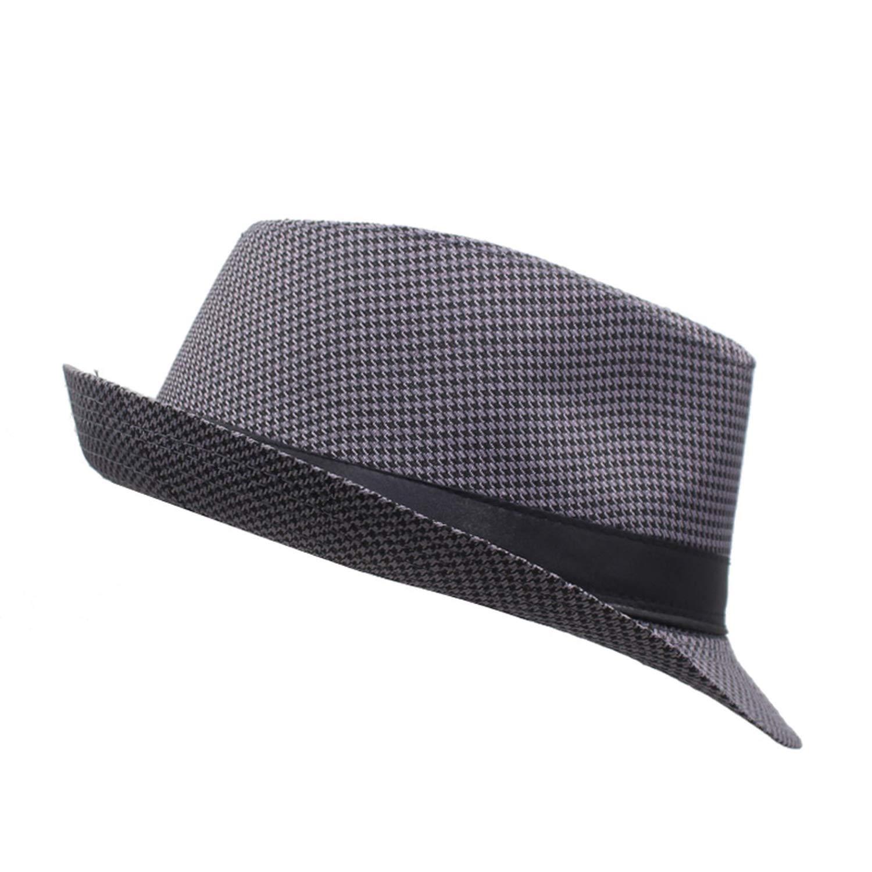 Panama Men Fedoras Hat Women Felt Hats Brand Beach Hats Caps Wide Brim Gorros Chapeu Church Boater Sun Fedoras