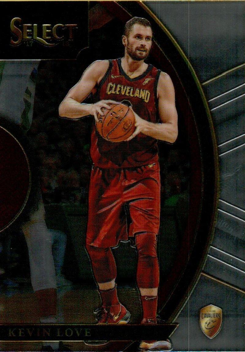 Select Balón de Baloncesto NBA 2017-18 56 Kevin Love Cavaliers ...