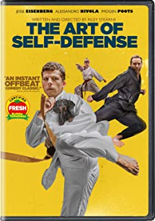 Book Cover: The Art of Self-Defense