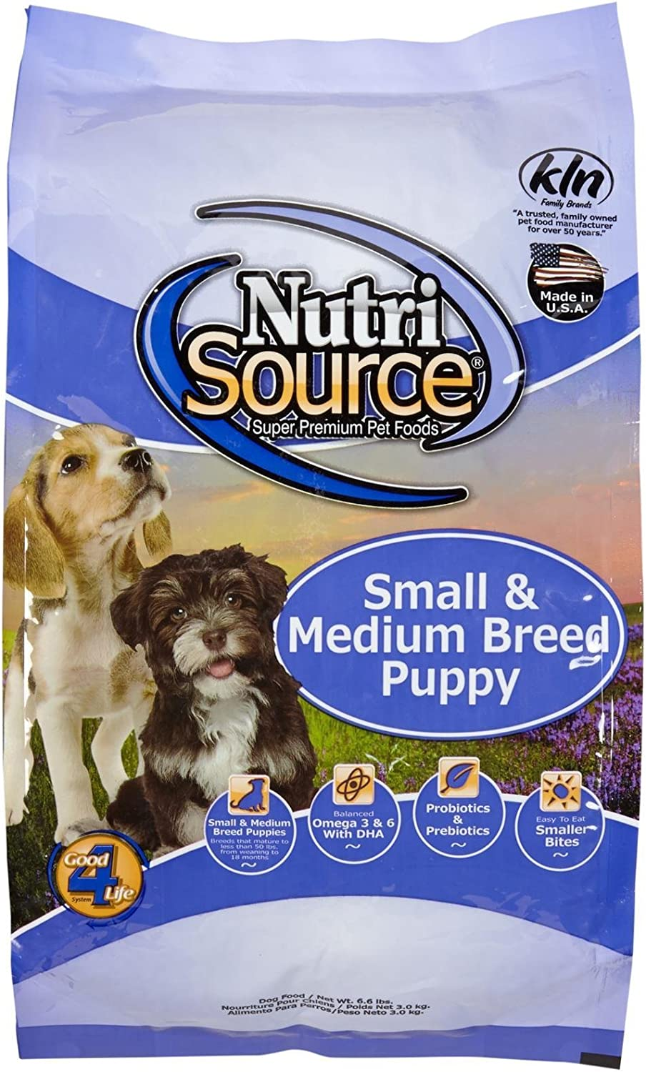 Tuffy's NutriSource Chicken and Rice Formula Breed Dry Puppy Food