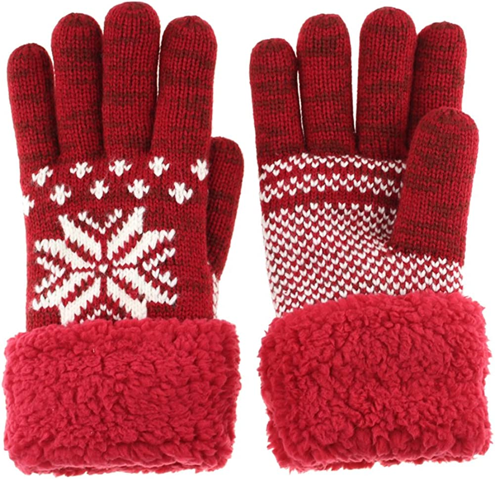 GlovesDEPO Women's Winter...