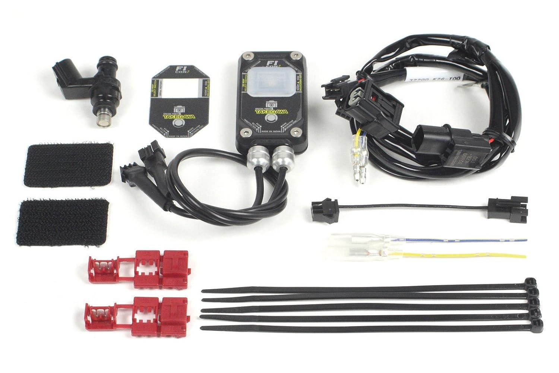 スペシャルパーツ武川 FIコン2 (インジェクションコントローラー) スーパーヘッド4V+R用 GROM MSX125SF 05-04-0036 B01LC3AIZK