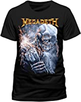 Collectors Mine Herren T-Shirt Megadeth-Grenade
