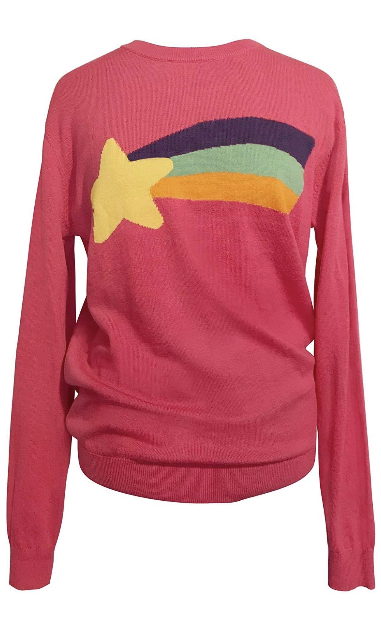 4f405acd3f27 Amazon.com  Gravity falls - Shooting Star Sweater  Clothing