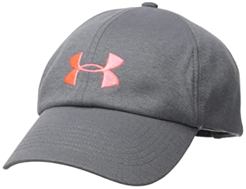 Under Armour UA Threadborne Renegade Cap Gorra, Mujer, Gris (040), One Size: Amazon.es: Deportes y aire libre