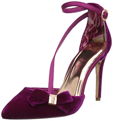 9ba6d543cfd7 Ted Baker London Women s Juleta Closed Toe Heels  Amazon.co.uk ...