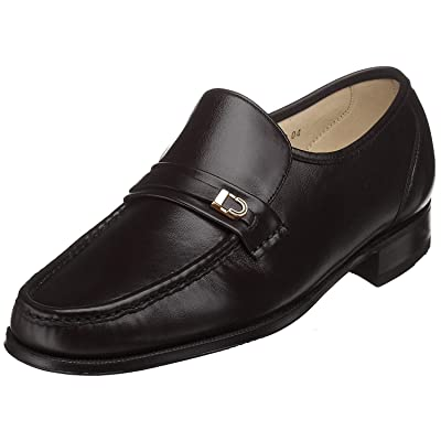Florsheim Men's Como Imperial Slip-on, Black, 10 C | Loafers & Slip-Ons
