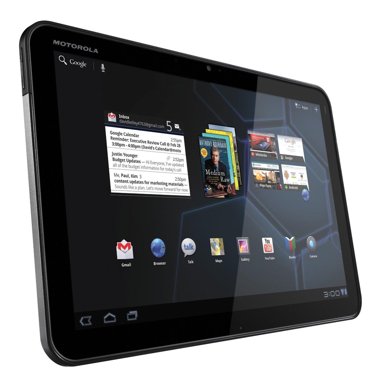 amazon com motorola xoom 32gb mz600 wifi 3g new android tablet rh amazon com Android Tablet Service Manual Infinity Tablets User Manuals