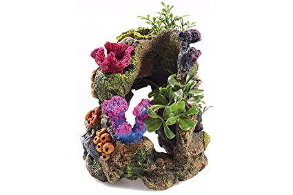 Classic Coral Garden 2900 - Figura Decorativa para Acuario, 15 L ...