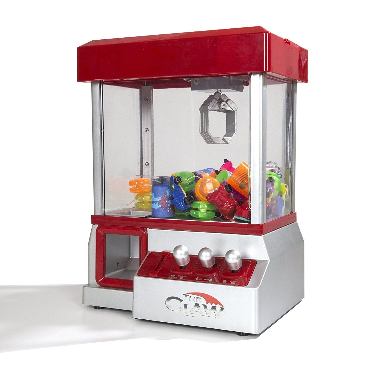 Alek...Shop Carnival Claw Game Electronic Home Arcade Toy Grabber Crane Machine Features And Exciting by Alek...Shop (Image #2)