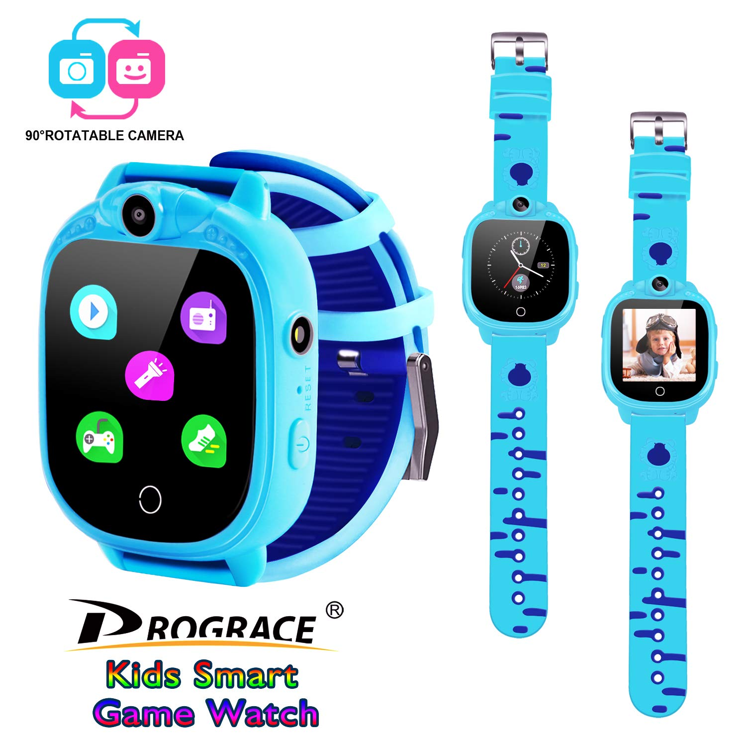 Fun watch for kids.