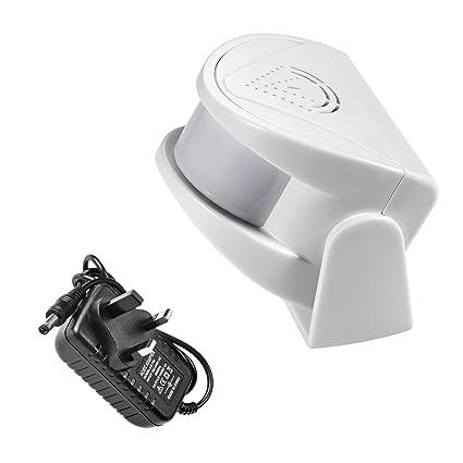 KERUI Sensor de movimiento detector Welcome timbre