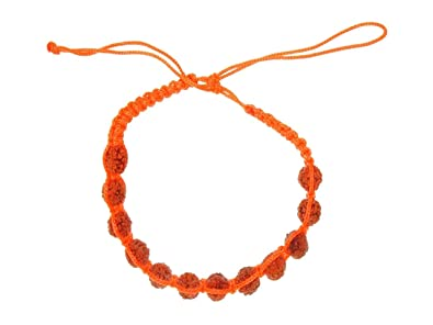 Amazon.com: IndianStore4All RUDRAKSHA Bead Bracelet ...