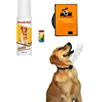 Downtown Pet Supply NO BARK Collar Citronella Spray Collar, Anti-Bark Deterrent for Dogs Kit - Safe, Effective, and Humane Dog Barking Control Collar