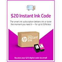HP Instant Ink Business $20 Prepaid Code, use… photo