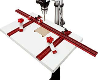product image for Woodpeckers WPDPPACK1 Drill Press Table with 2 Hold Down Clamps