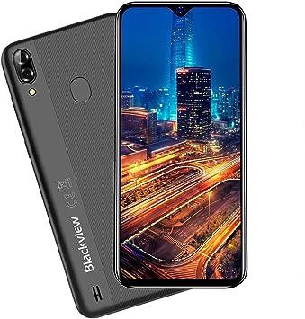 Blackview A60 Smartphone Libre Dual SIM Móvil, 4080 mAh Batería ...