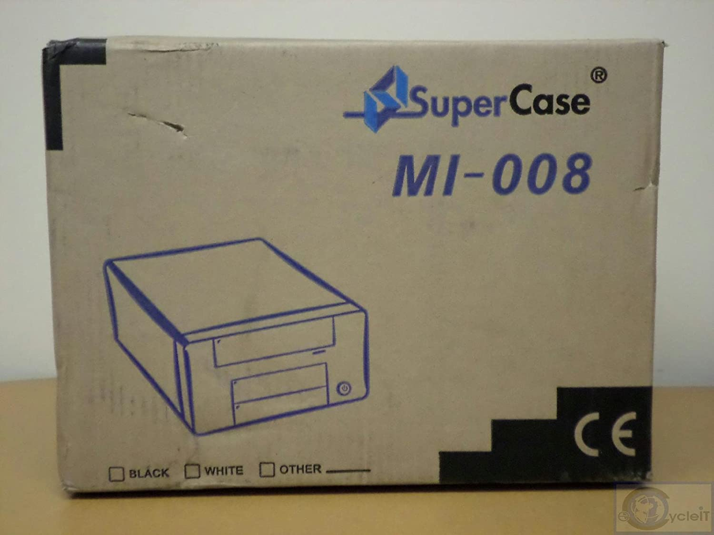 Apex MI-008 Carcasa de Ordenador HTPC Negro 250 W - Caja de Ordenador (HTPC, PC, Negro, 250 W, 220 mm, 300 mm): Amazon.es: Informática