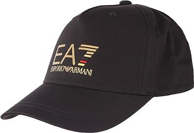 09e82c83bc10 Emporio Armani EA7 Tessuto Baseball Hat 2757808P511-00020 !!UK Man ...