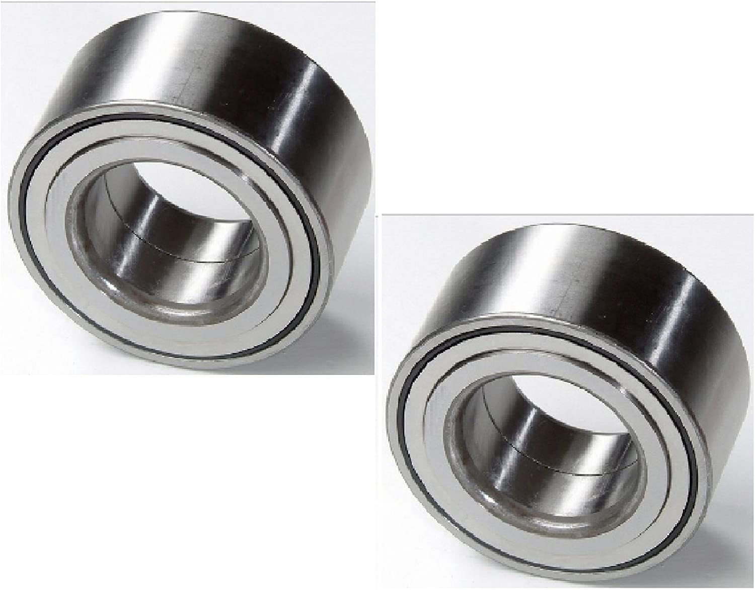 8USAUTO Pair Front Left and Right Wheel Hub and Bearing fit 1997 1998 1999 2000 2001 Honda CR-V